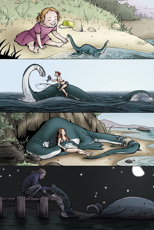 Loch Ness-i tó titka!