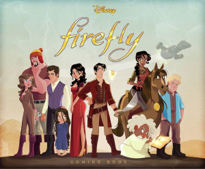 Firefly at Disney