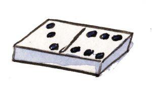 dominó (Mi volt az oviba a jeled?)